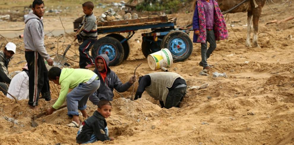 Israel anexiona más hectáreas en Cisjordania