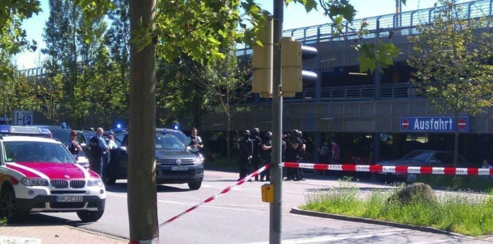 La policía alemana confirma que los rehenes del cine están ilesos