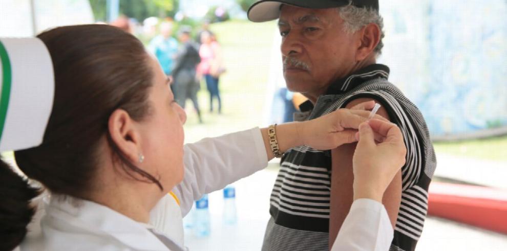 Salud ha vacunado a un millón de panameños