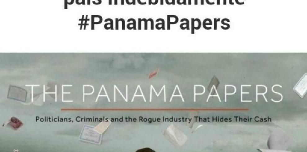 Piden en internet para que no utilicen el nombre #PanamaPapers