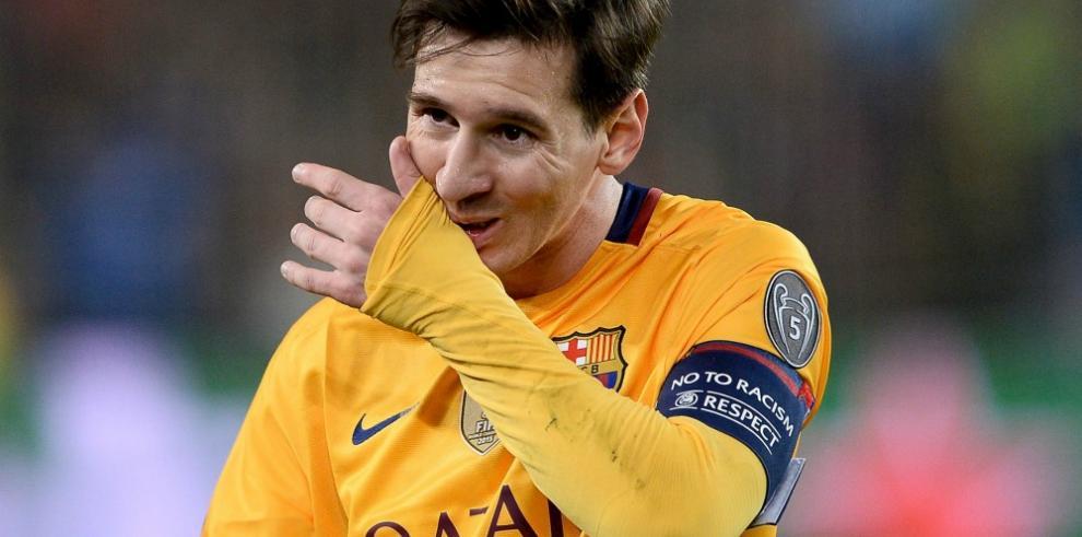 AFA apoya declaración de inocencia de Messi en caso 'Panama Papers'
