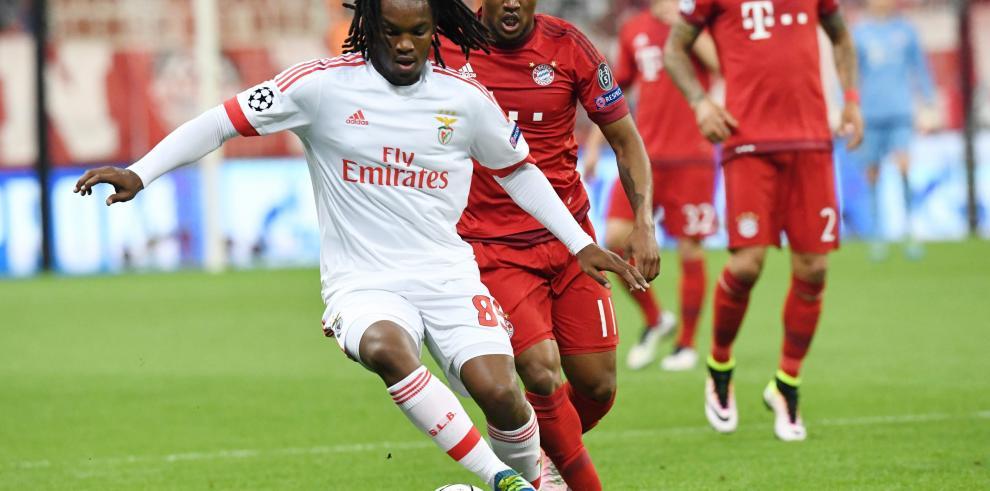 Vidal da la victoria al Bayern ante un disciplinado Benfica