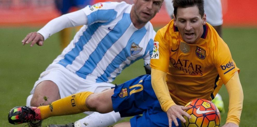Barcelona, líder por el momento