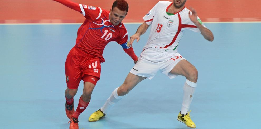 Selección panameña de Futsal viaja hoy a Guatemala