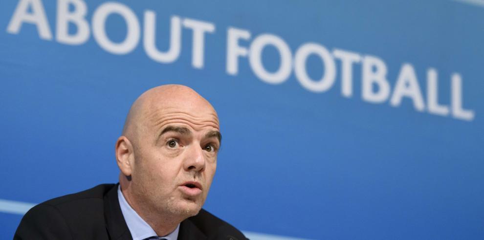 UNCAF decidió en Panamá apoyar a Infantino para presidencia de FIFA