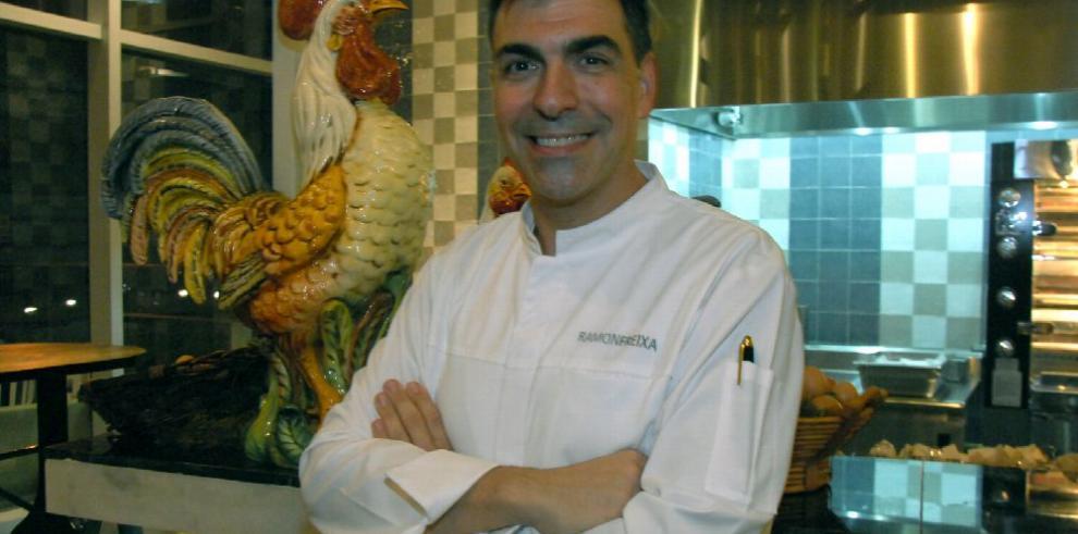 Ramón Freixa trae su cocina a Panamá