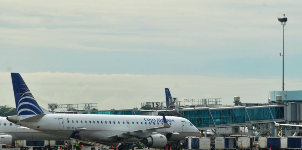 Avión de Copa Airlines presenta falla antes de despegar de Cuba