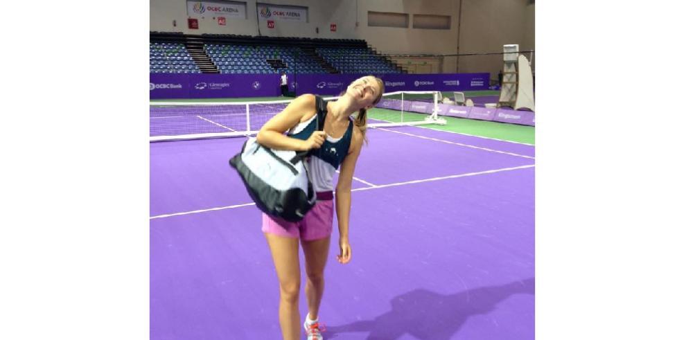 La bella tenista Sharapova anunció que dio positivo enantidopaje