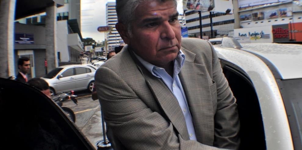 País por cárcel para exministro de Seguridad José Raúl Mulino