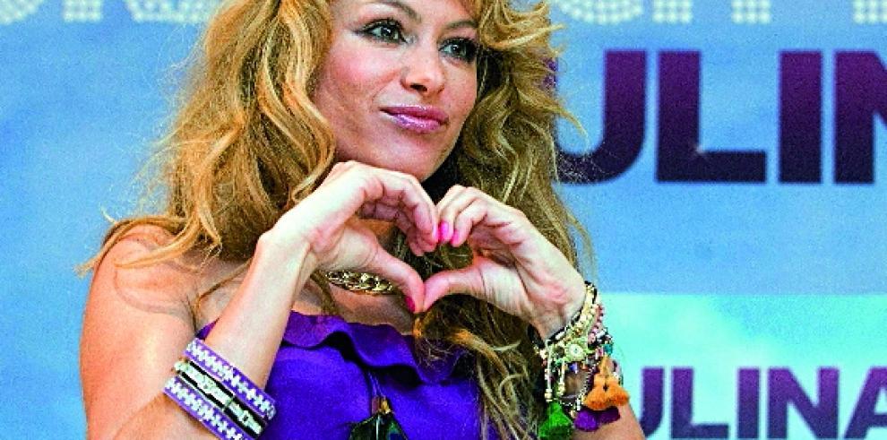 Paulina Rubio da a luz a su segundo hijo en Miami (EE.UU.)