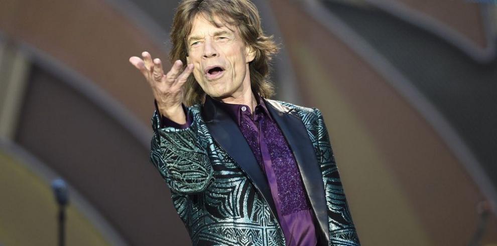 Jagger cena en el mejor restaurante de América