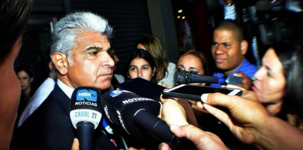 Cambio de medida cautelar para exministro de Martinelli
