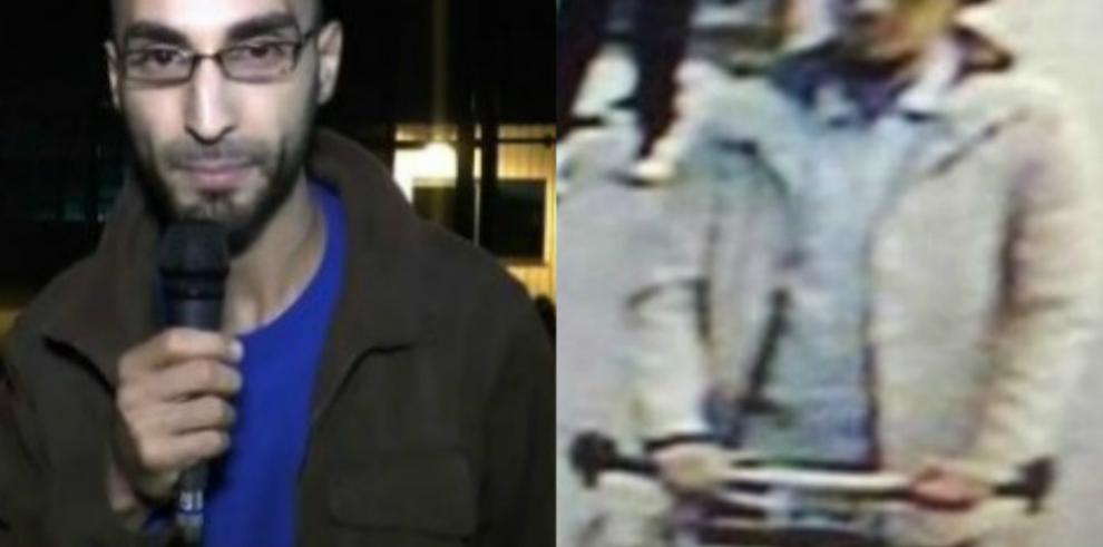 Liberan al supuesto tercer terrorista del aeropuertode Bruselas