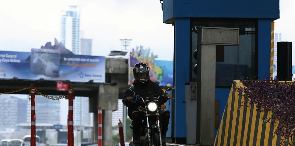 ENA prohibirá el tránsito de motocicletas en los corredores