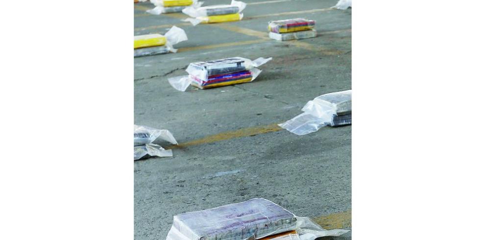 Policía decomisa cocaína en Veraguas