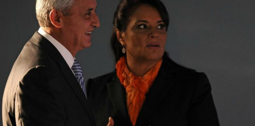 Juez iniciará audiencia contra Pérez Molina y Baldetti por corrupción