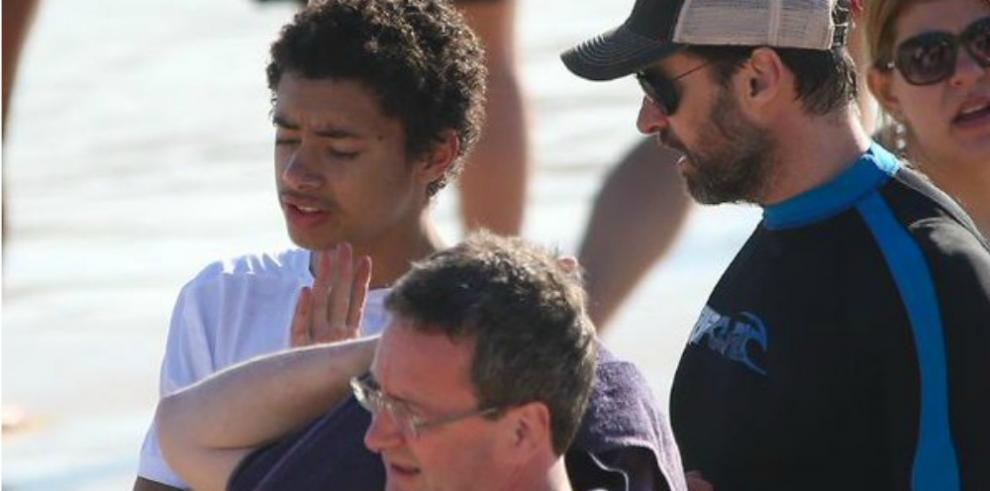 Actor que da vida aWolverine salva a varias personas de ahogarse