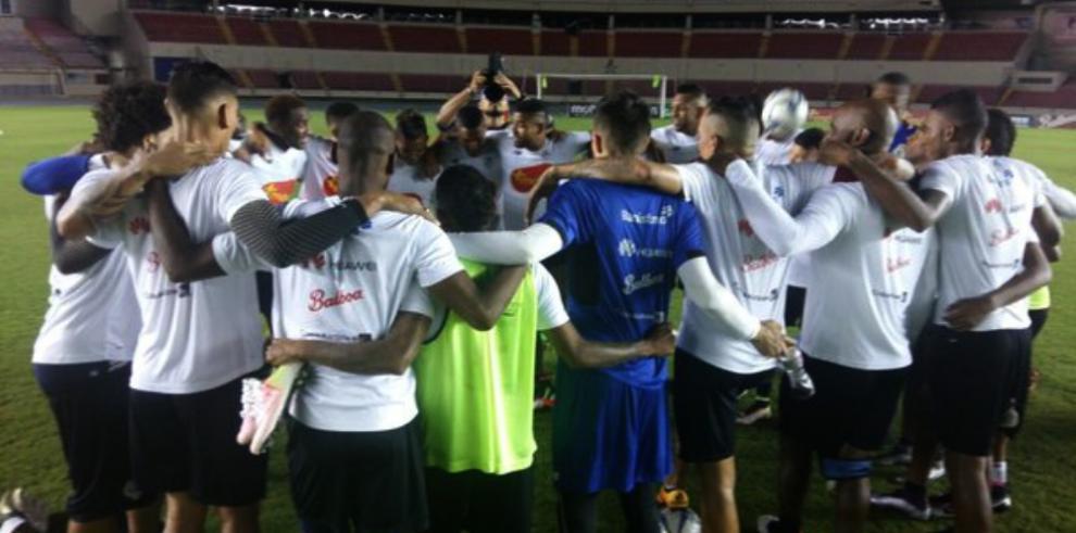 Panamá se juega avanzar a hexagonal de la Concacaf ante Haití