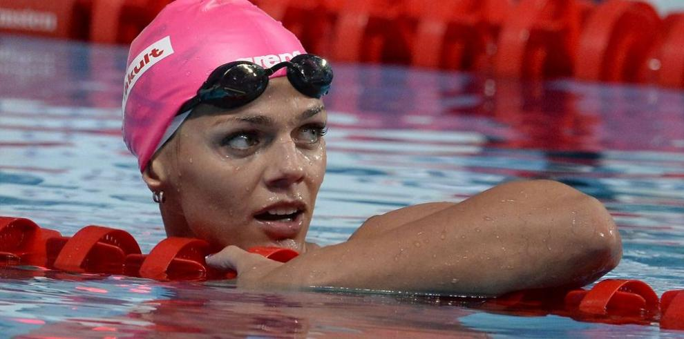 Fraude entre los nadadores rusos