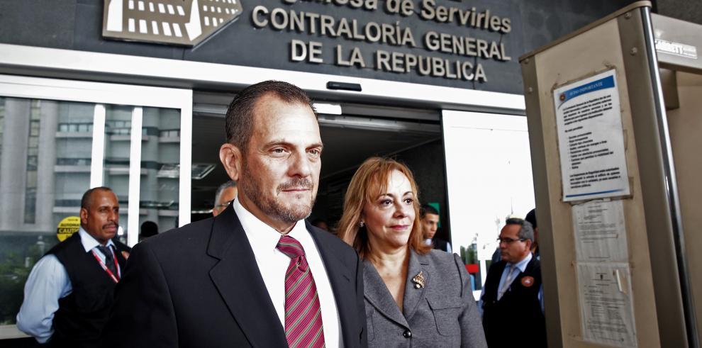 Contralor acepta denuncias contra Odebrecht, pero pide ampliación