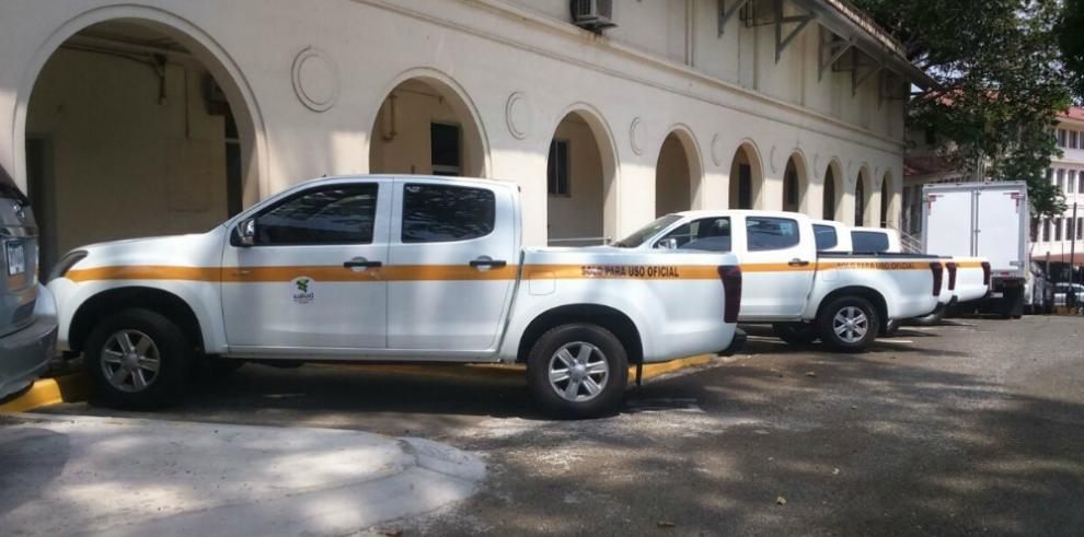 MINSA recibió equipos para luchar contra el mosquito aedes