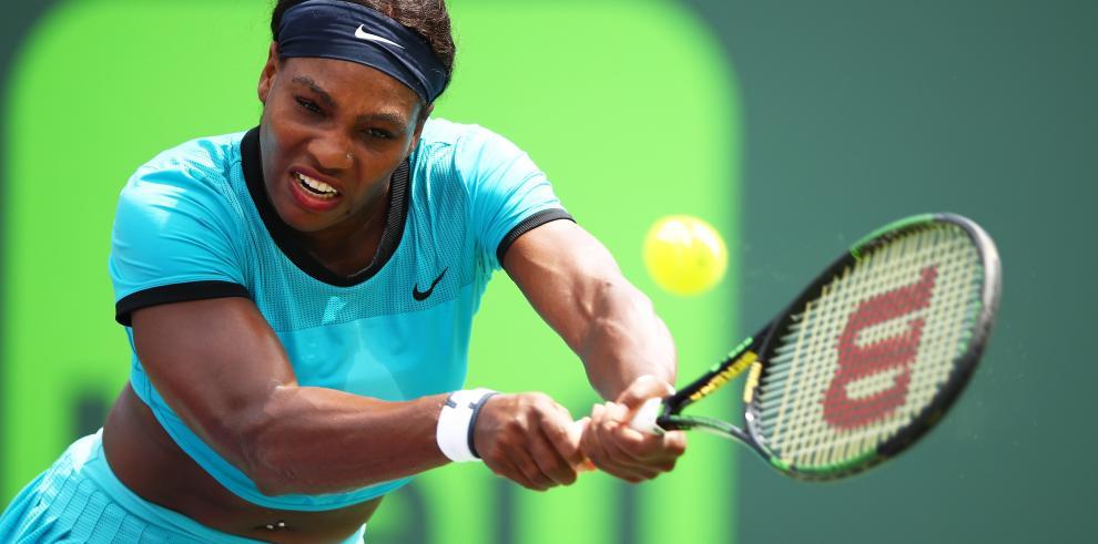Serena Williams eliminada del torneo de tenis de Miami