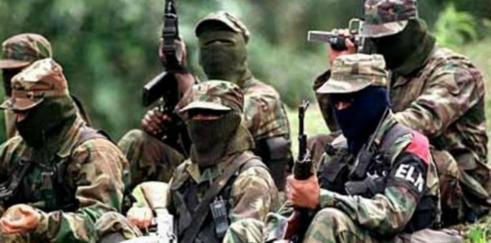 Destruyen mina antipersonal instalada por el ELN en Colombia