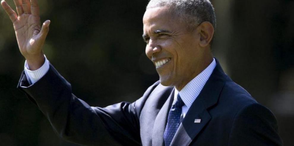Obama felicita a Panamá por sus 113 años de separación de Colombia