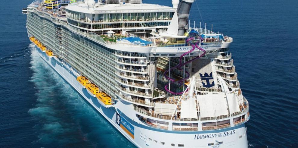 Harmony of the Seas, el barco más grande del mundo