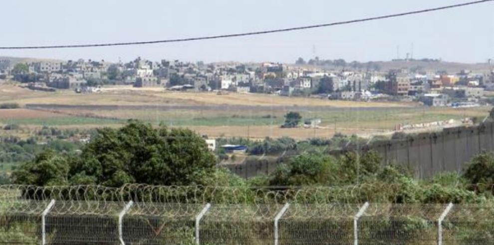 Israel lanza varios disparos de mortero contra el sur de Gaza