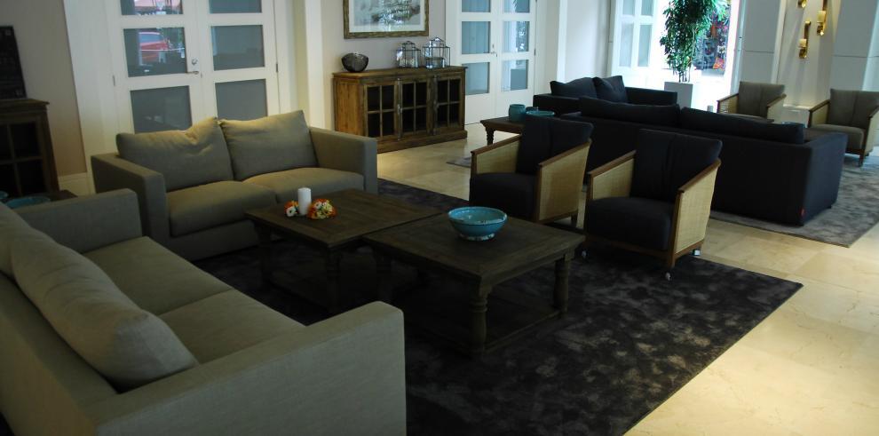 El nuevo Hotel Central Panamá