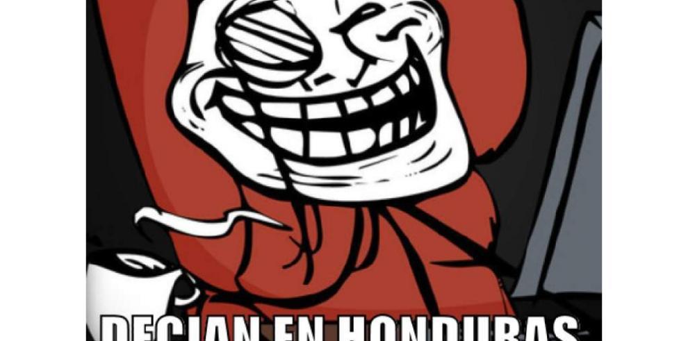 Graciosos memes que dejó el partido Panamá contra Honduras