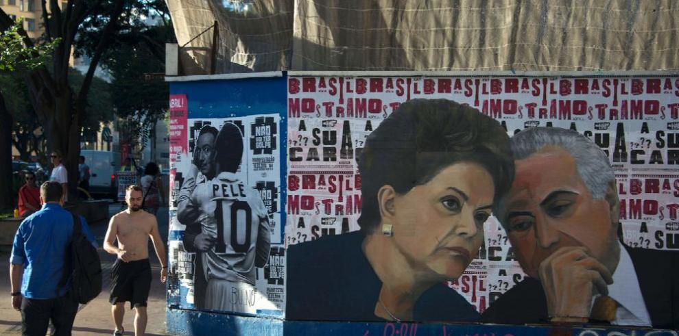 Rousseff dice que su destitución provocará inestabilidad política