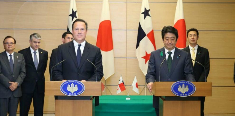 Panamá y Japón sellan acuerdo por $2 mil 600 millones para Línea 3