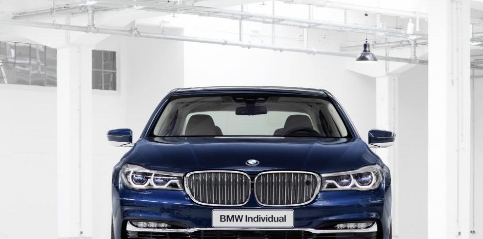 BMW Serie 7 centennial, celebrando el jubileo