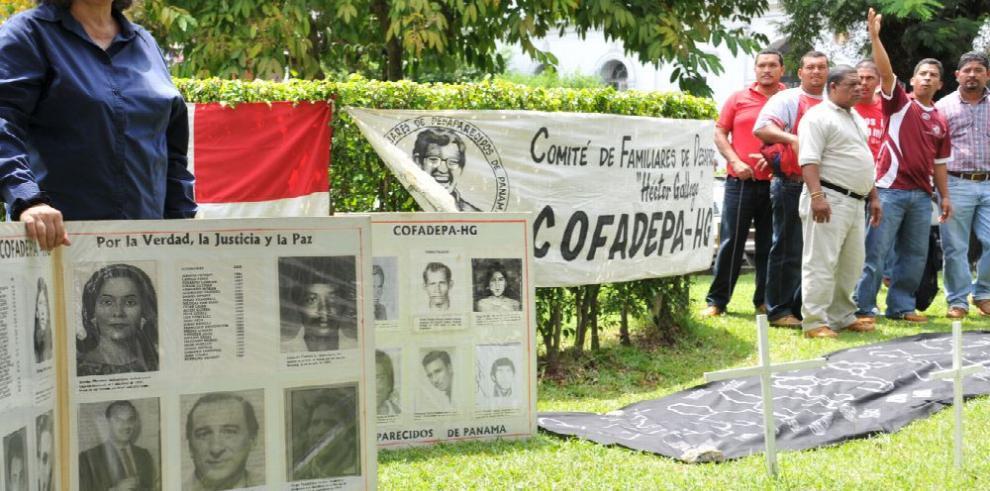 CIDH admite caso de la dictadura militar de Panamá