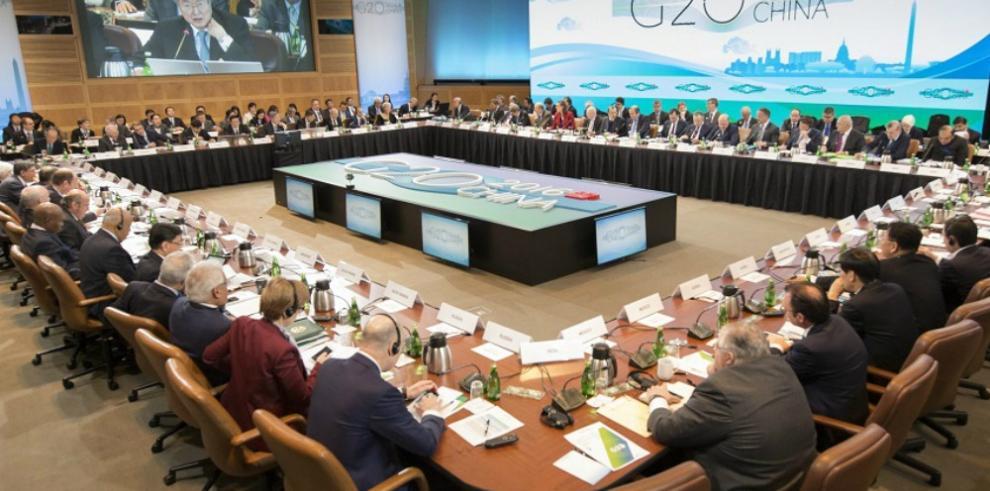 G20 amenaza con sanciones a países que protejan la opacidad financiera