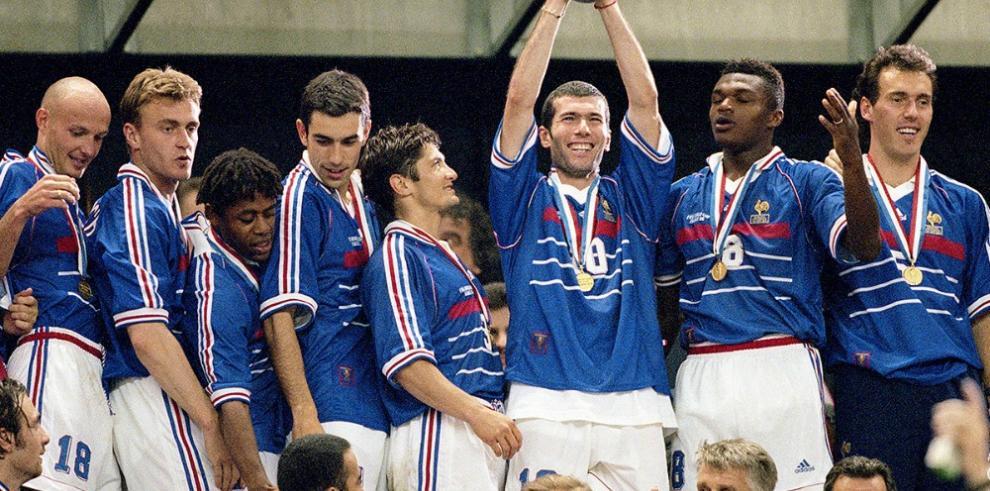 Petit se pregunta si Francia ganó limpiamente el Mundial de 1998