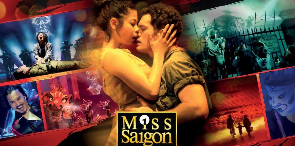 Miss Saigón celebra sus 25 años en los cines de Panamá