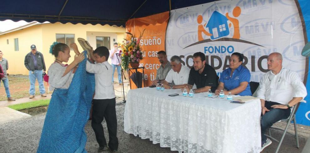Miviot desembolsa $990 mil para Bono Solidario en Dolega