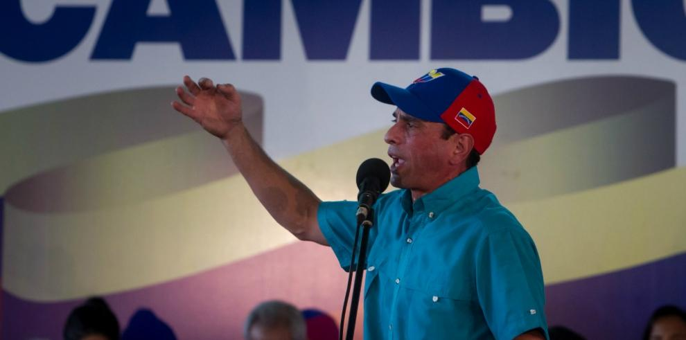 Capriles dice Maduro se ha burlado del papapor incumplir acuerdos