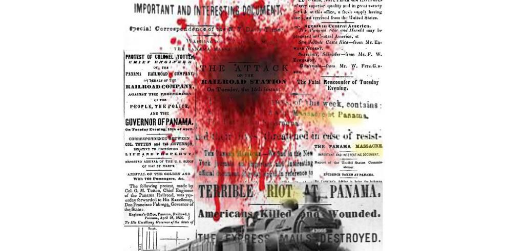 La 'Masacre de Panamá', comidilla internacional hace 160 años