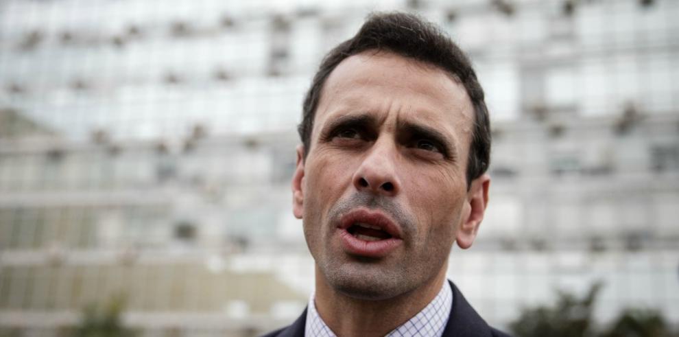 Capriles ve difícil la posibilidad de diálogo con gobierno venezolano