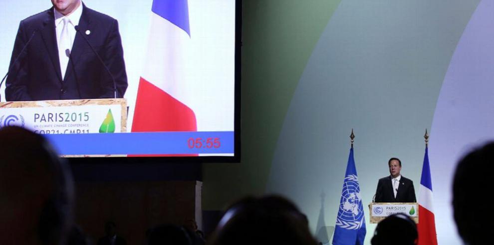 Ejecutivo envía el Acuerdo de París a la Asamblea