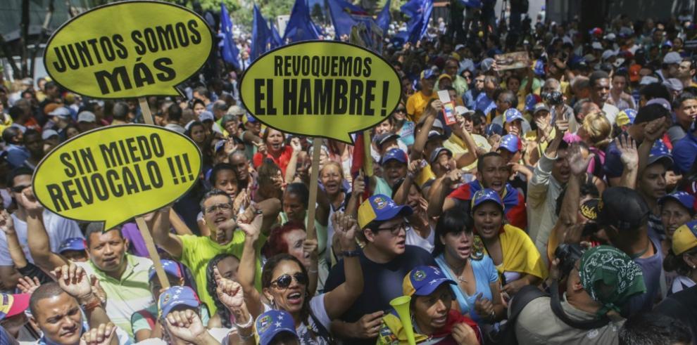 Los tres expresidentes explicarán su mediación en Venezuela