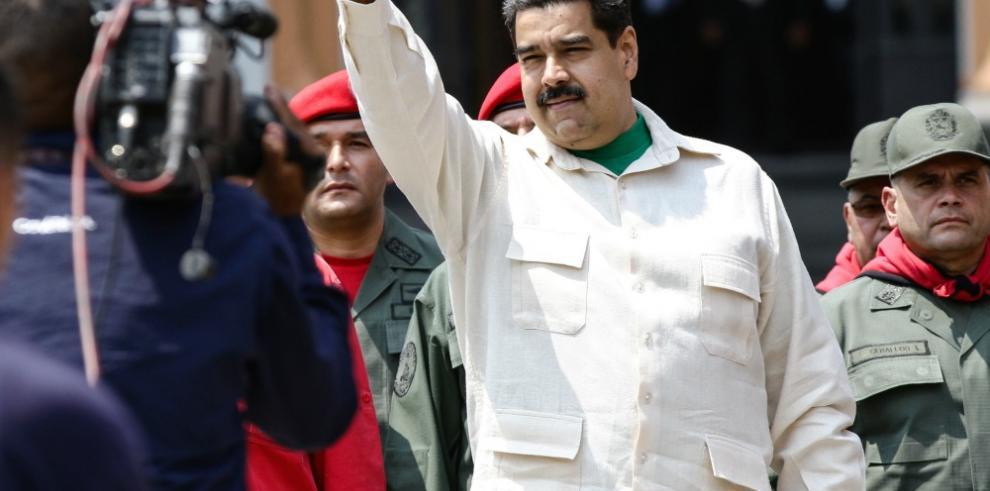 Maduro afirma que revelará pruebas de plan magnicida en su contra