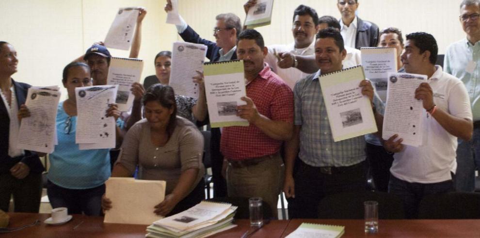 Congreso de Nicaragua no analizará ley del canal