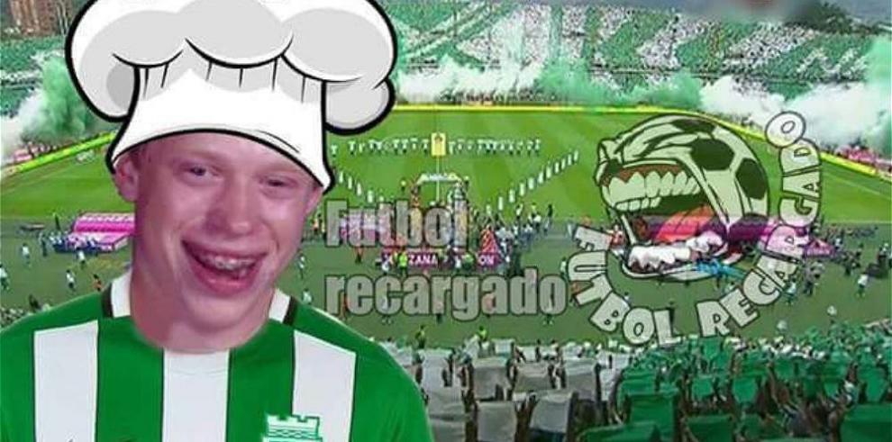 Memes de la eliminación del Atlético Nacional del Mundial de Clubes