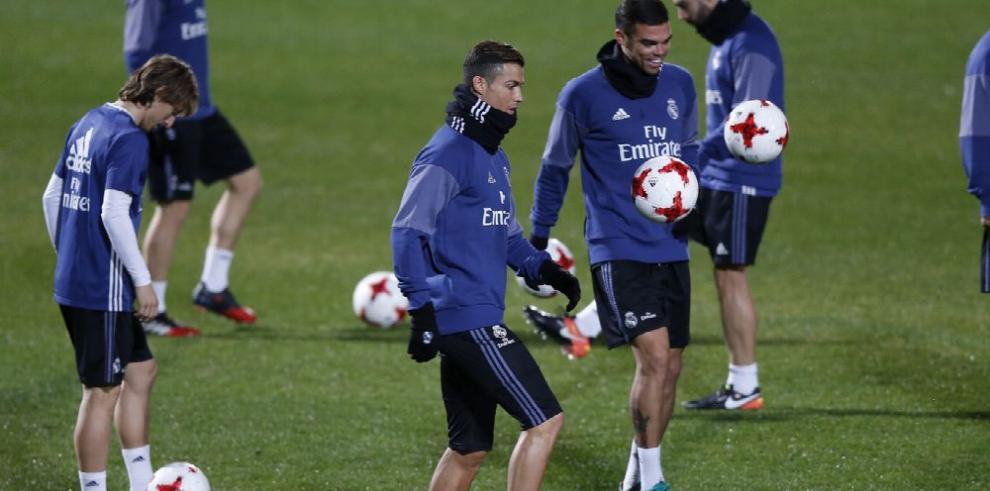 Sergio Ramos es duda para el Real Madrid ante el América