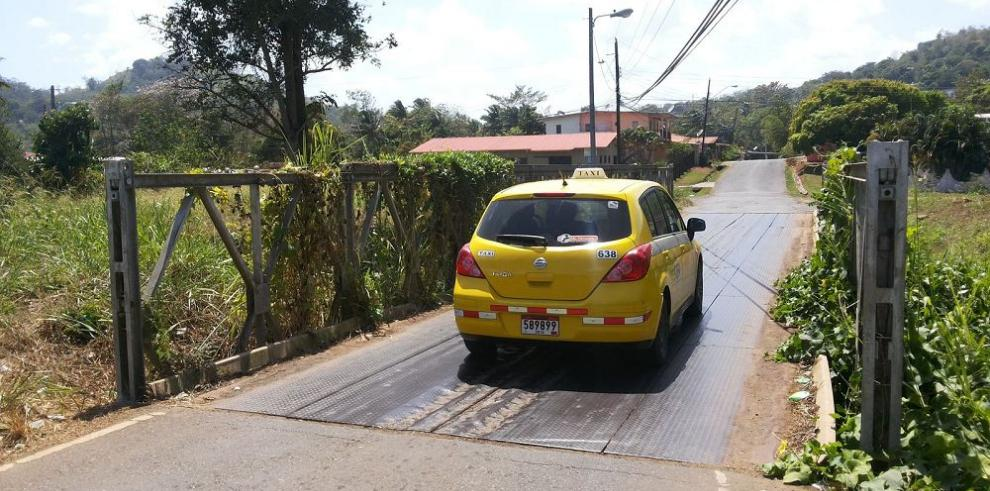 Residentes de La Chorrera reclaman calles dignas